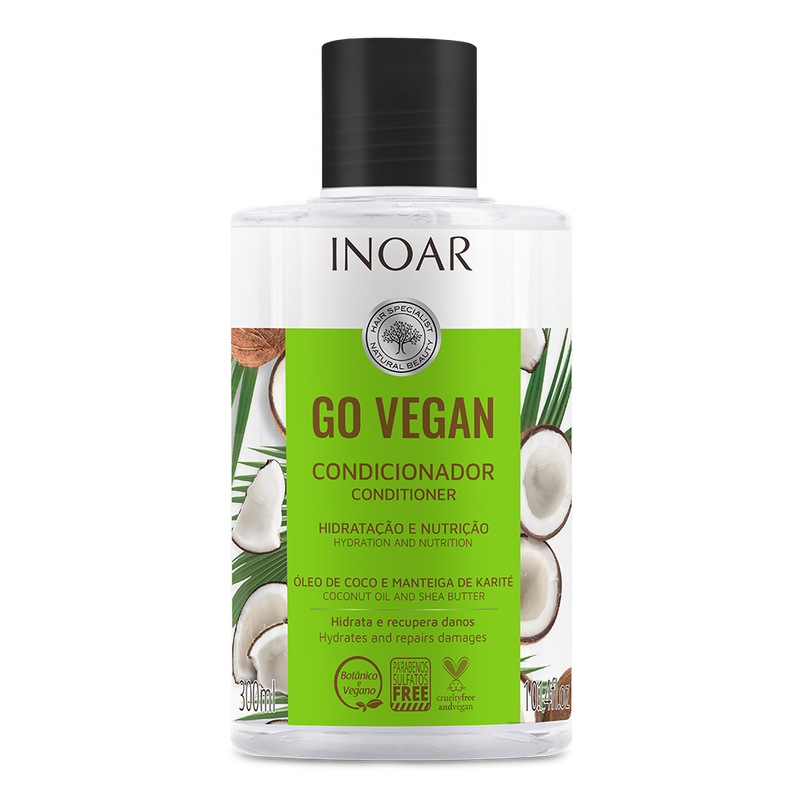 Go Vegan Hydration and Nutrition Conditioner