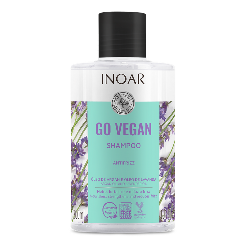Go Vegan Anti-Frizz Shampoo