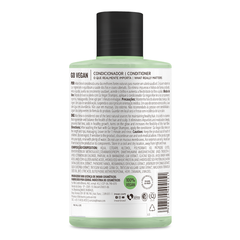 Go Vegan Balance Conditioner