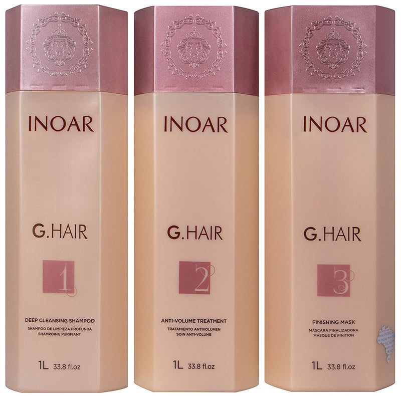 G.Hair Treatment