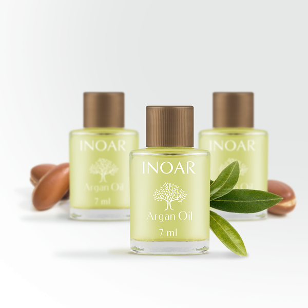 Argan Oil - Sample Size