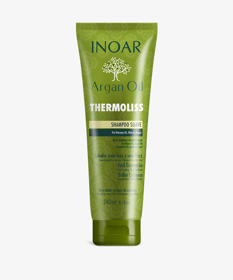 Argan Oil Thermoliss Shampoo