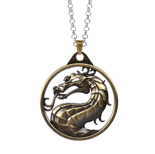 Mortal Kombat Keychain - fashion-beco