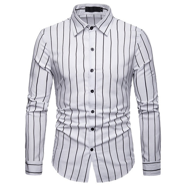 Casual Formal Shirt - fashion-beco