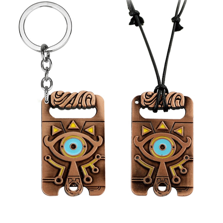 The Legend of Zelda Keychain - fashion-beco