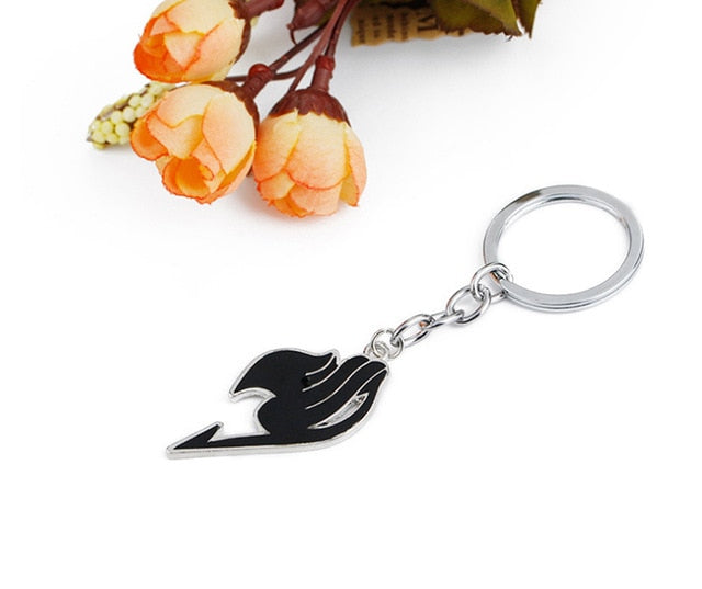Fairy Tail Keychain - fashion-beco