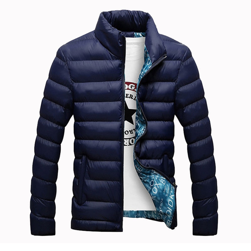 Casual Warm Windbreaker - fashion-beco