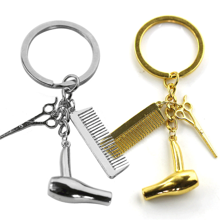 Barber Style Keychain - fashion-beco