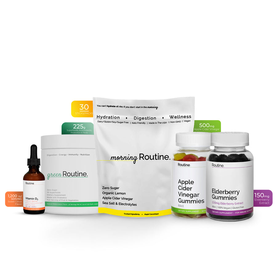 Morning Routine All-In-One Bundle