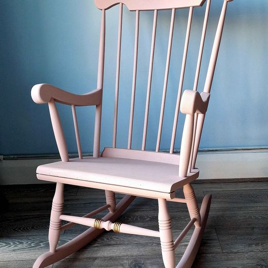 Princess Pine Rocking Chair