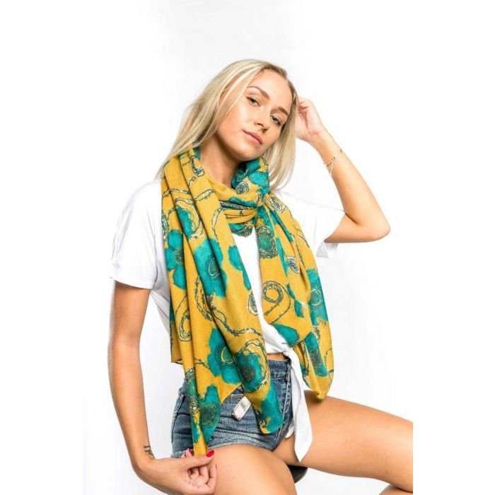 Macy Scarf  - various colours