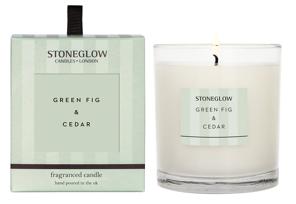 Green Fig & Cedar: Stoneglow Modern Classics Collection