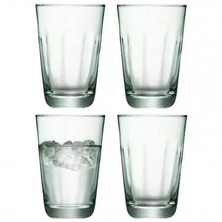 LSA MIA Highball Glasses (Set of 4)