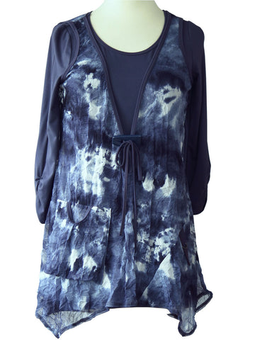 Picadilly tunic top