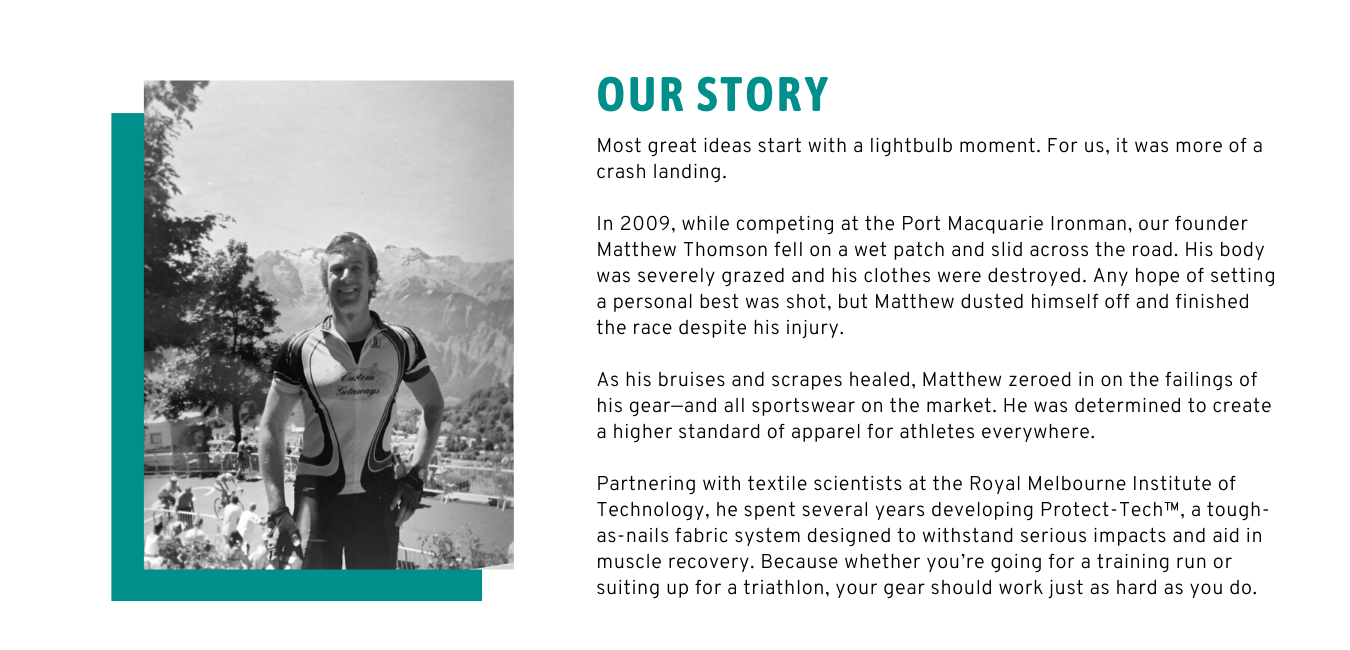 Our Story | GRT Active
