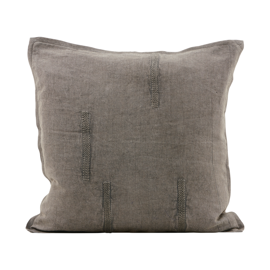Housedoctor Mollie Cushion, Grey