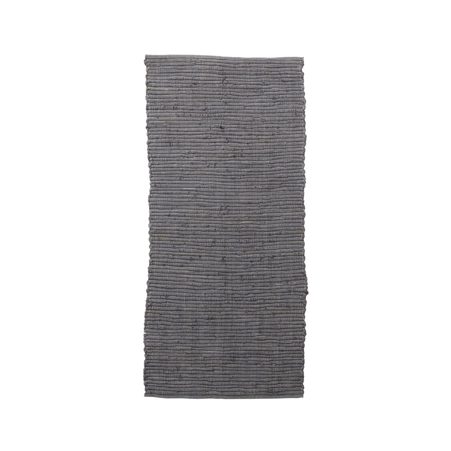 Housedoctor Chindi Rug, Grey, Runner