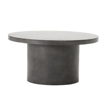 Housedoctor Stone Table, Grey, Largev