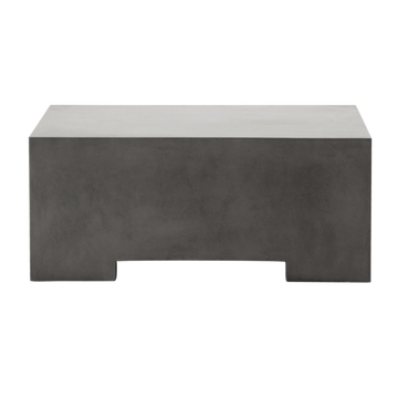 Crete Table, Grey by Housedoctor