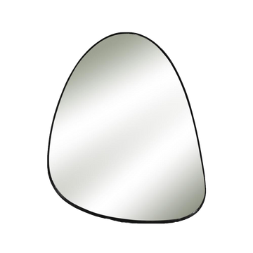 Pomax Codol Retro Mirror - Pebble
