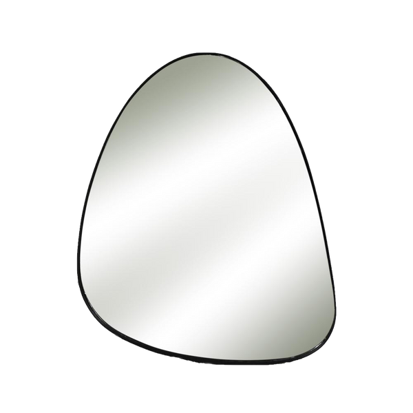 Codol Retro Mirror - Pebble