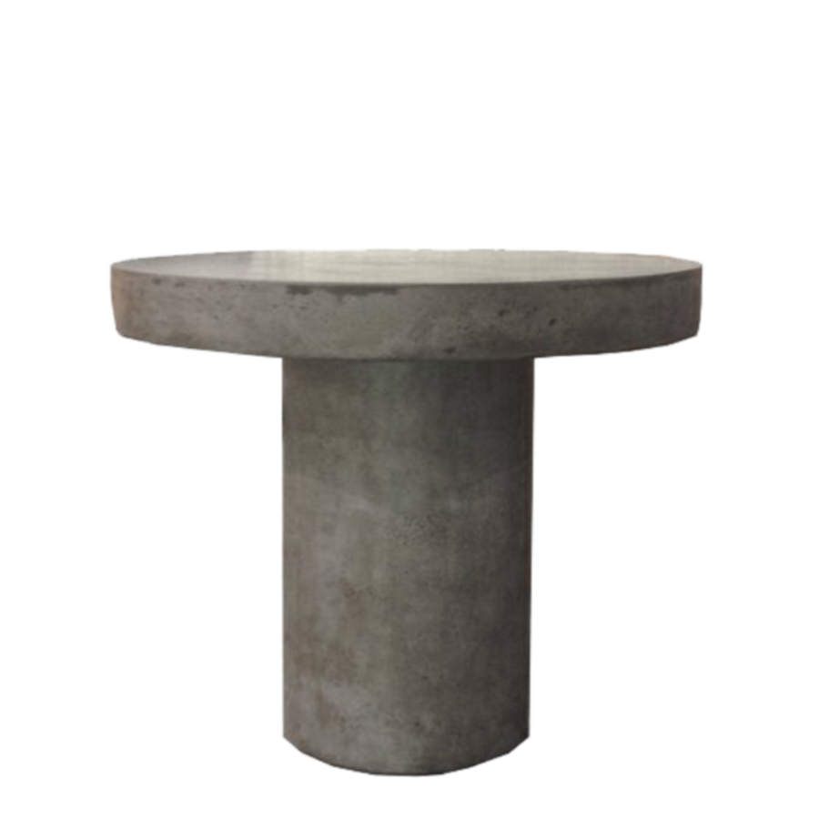 Klint Dining Table, Concrete Grey
