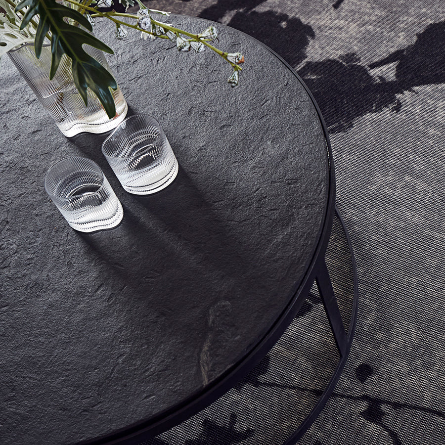 Muubs Black Stone Coffee Table