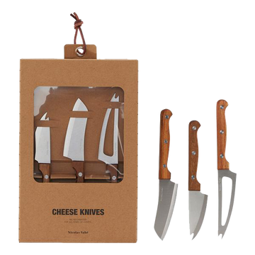 Cheese Knives by Nicolas Vahe