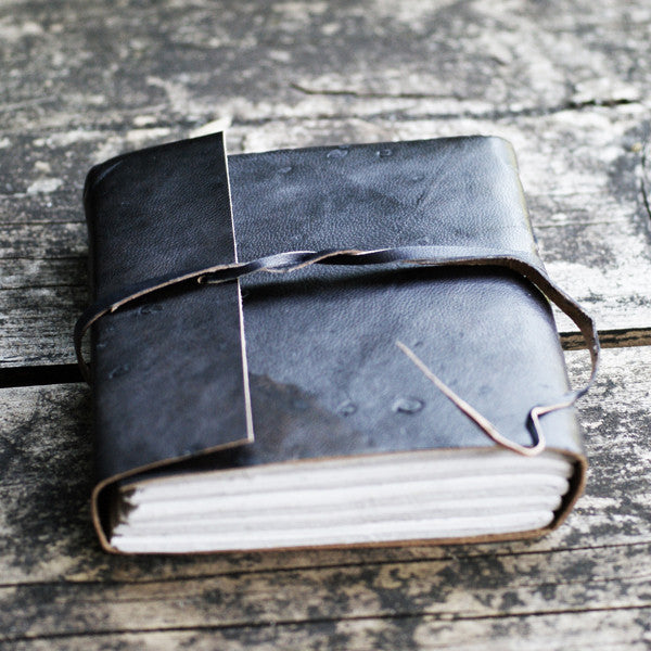 Vora Leather Travel Book