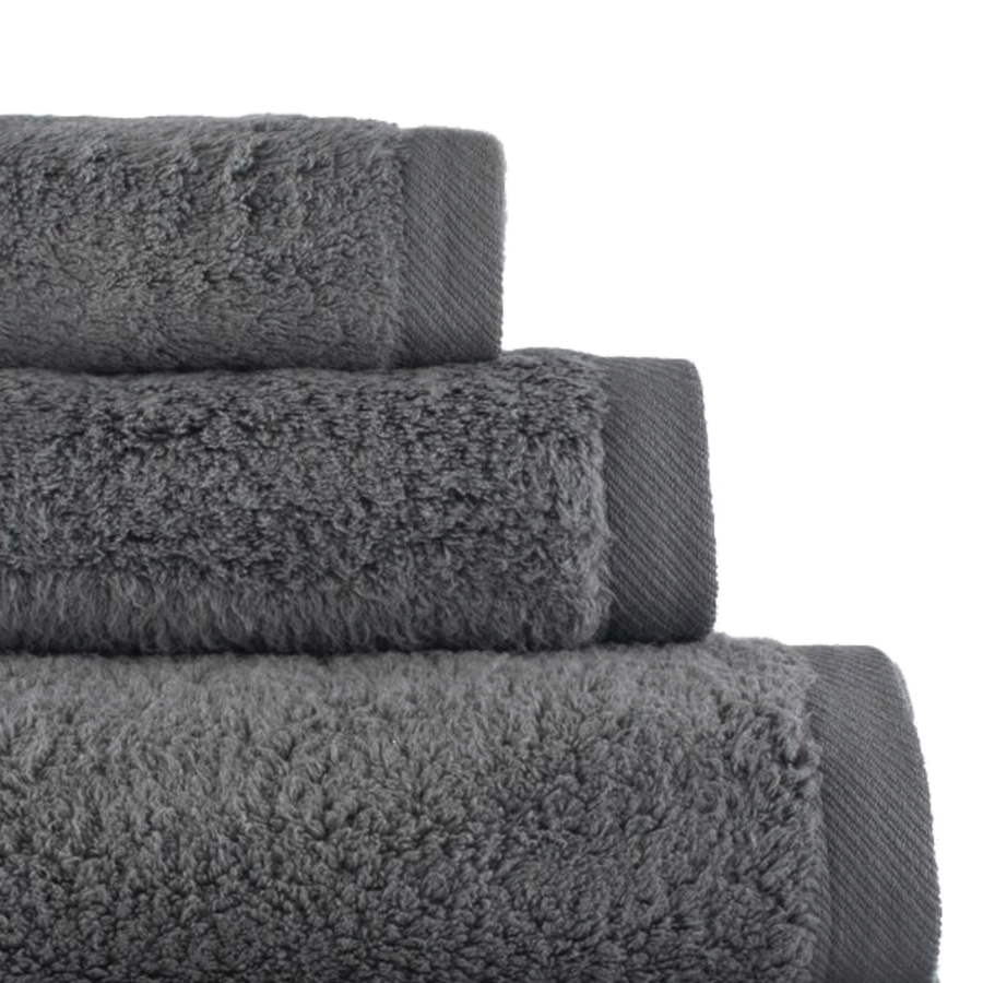 Sevin bath sheets - Charcoal
