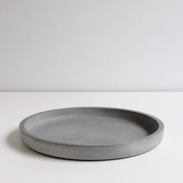 Large Concrete Bowl