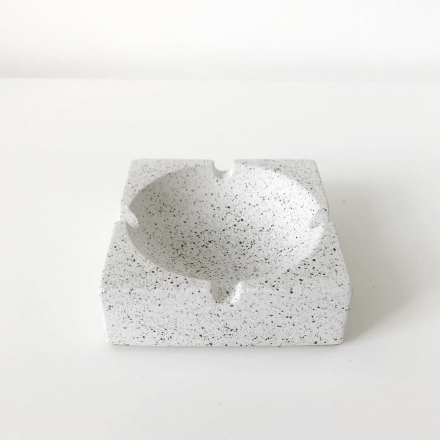 Concrete Goods Jesmonite Ashtray