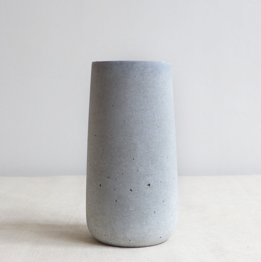 Wild & Wood Concrete Vase