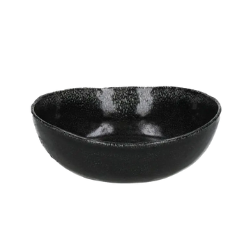 Experience Black Soup Bowl