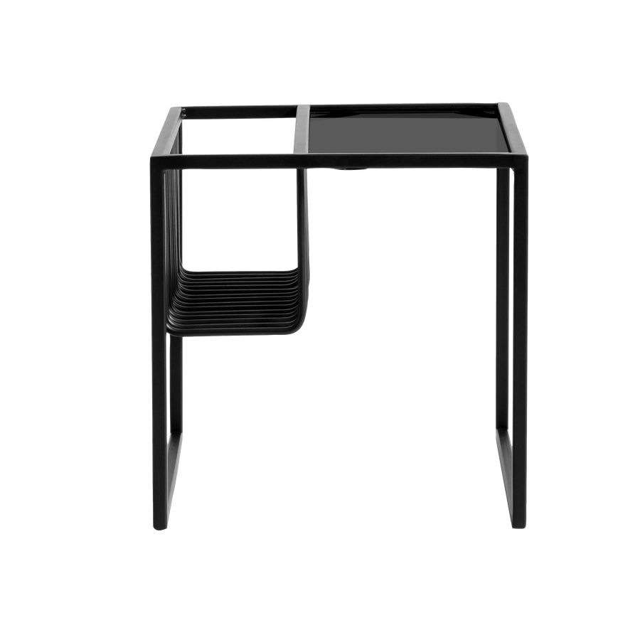 Muubs Denver Side Table, Black