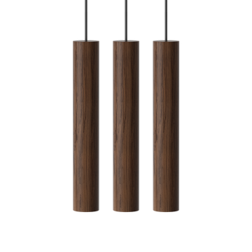 Umage Chimes Cluster 3 dark oak