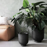 Vig Planter - Grey - Small