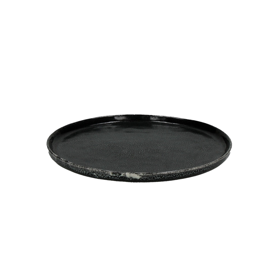 Experience Black Side Plate