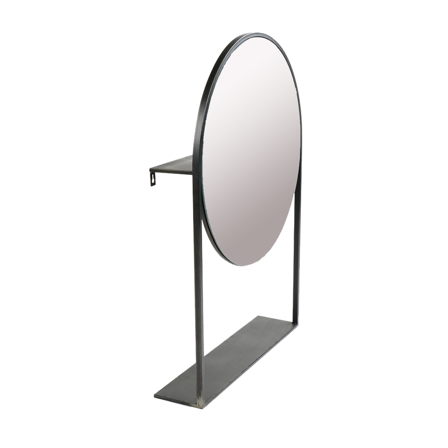 Pomax Frax Wall mirror with shelf