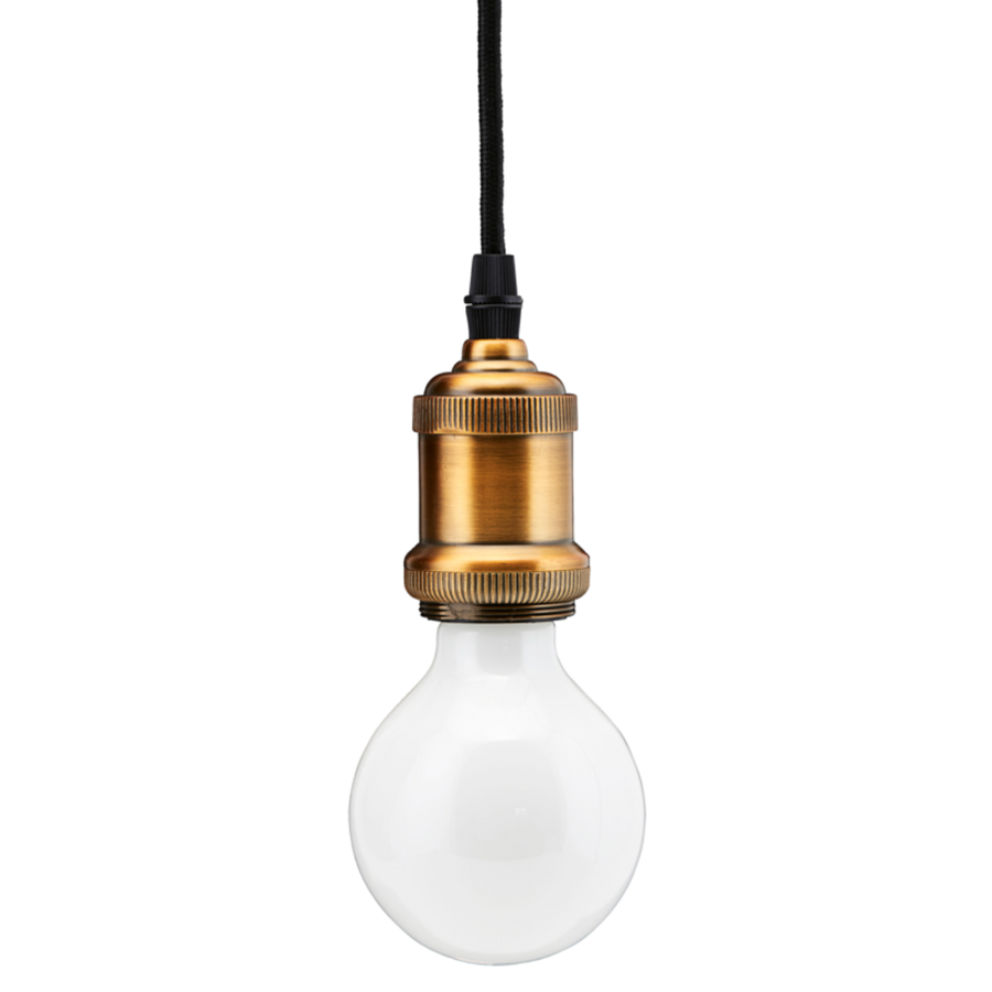 House Doctor LED Bulb, White, Small