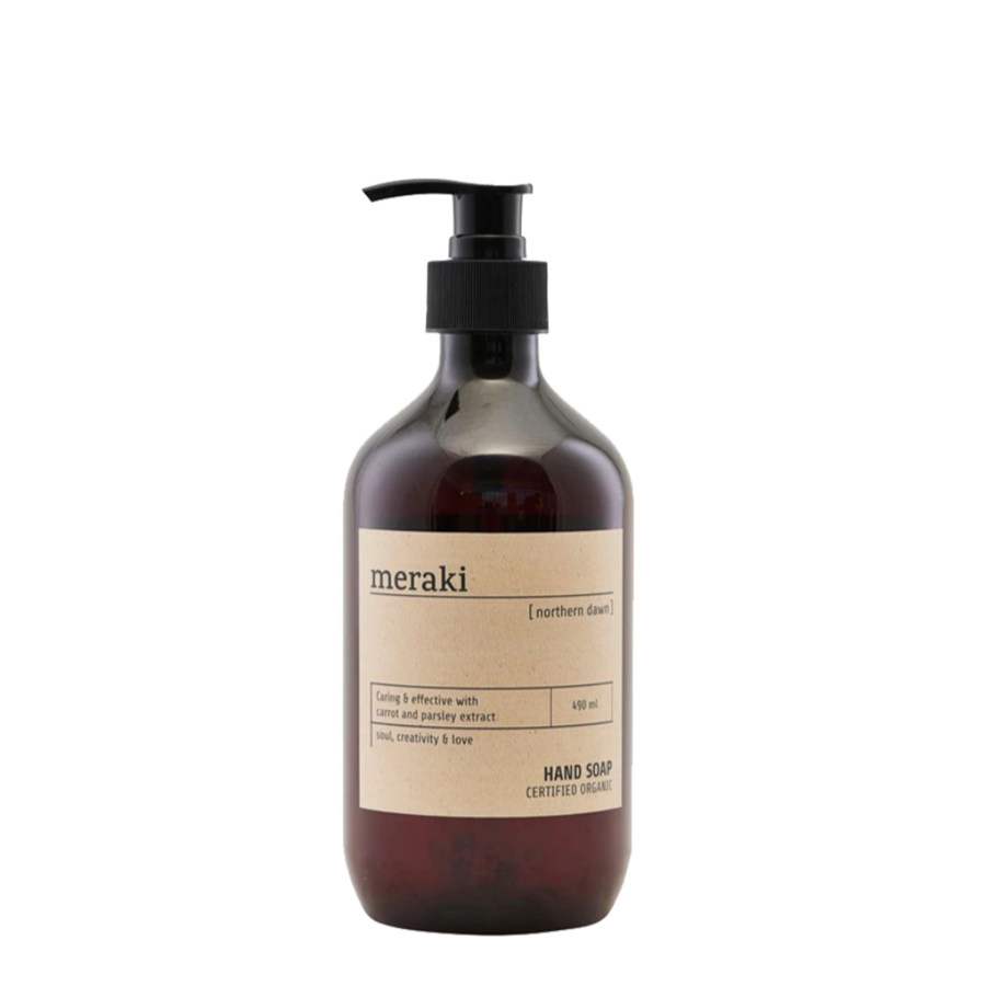 Meraki Hand Soap - Northern Dawn