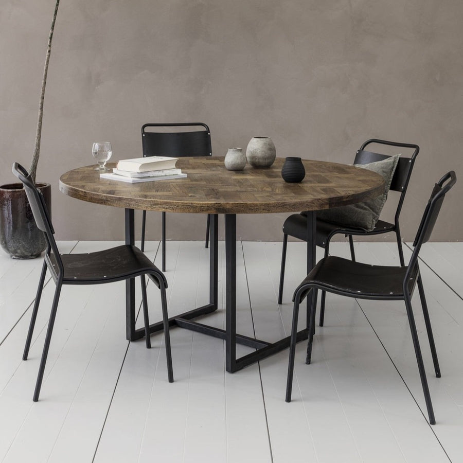 Kant Circular Dining Table by Housedoctor