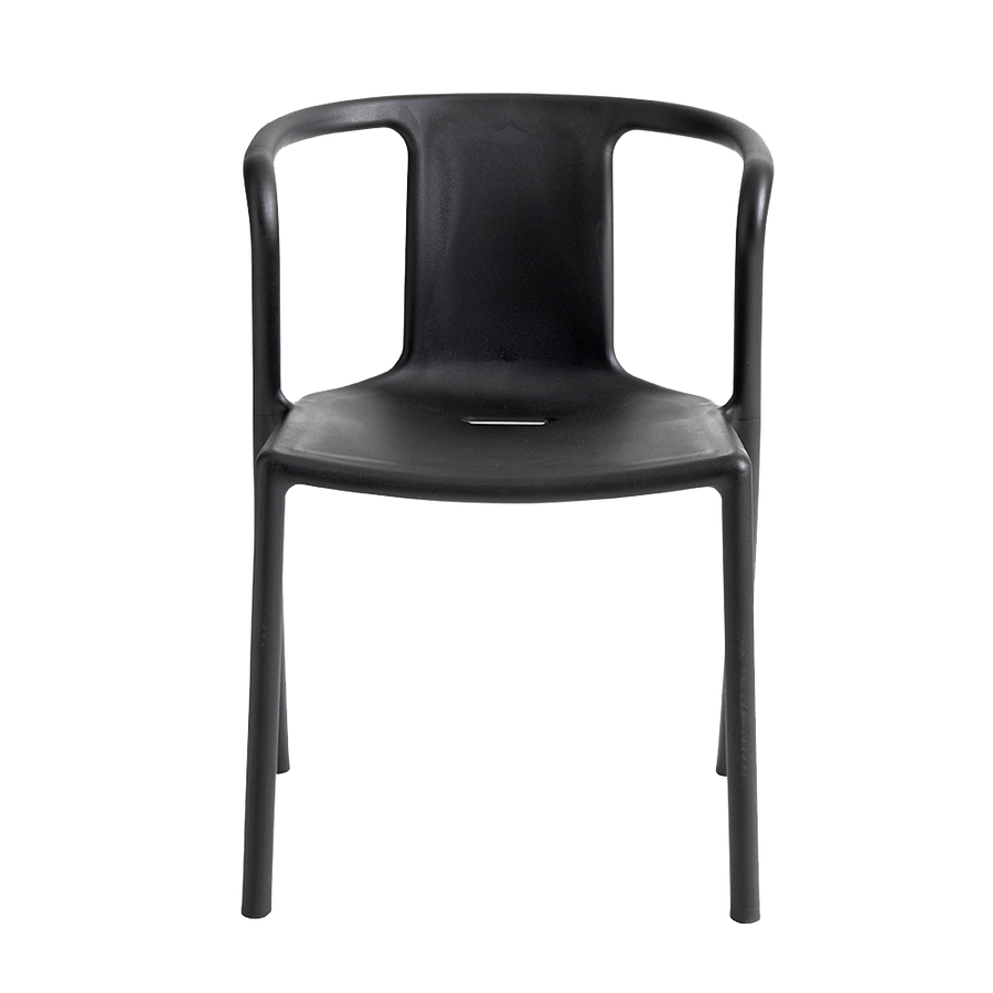 Keiko Dining Chair, Black by Muubs
