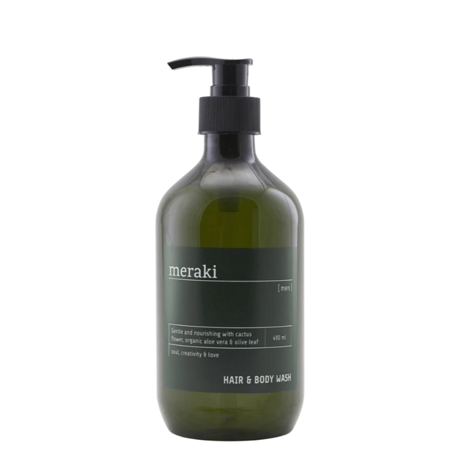 Meraki Face & Body Lotion - Men