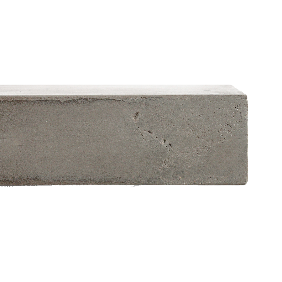 Sliced Concrete Shelf by Lyon Beton