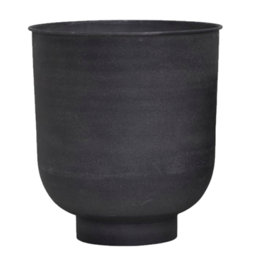 Vig Planter, Grey, Large