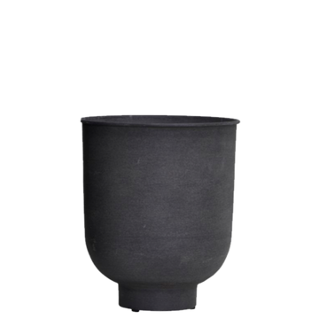 Vig Planter, Grey, Small