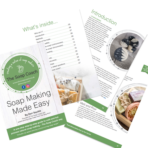 Soap Making Made Easy Step by Step Guide