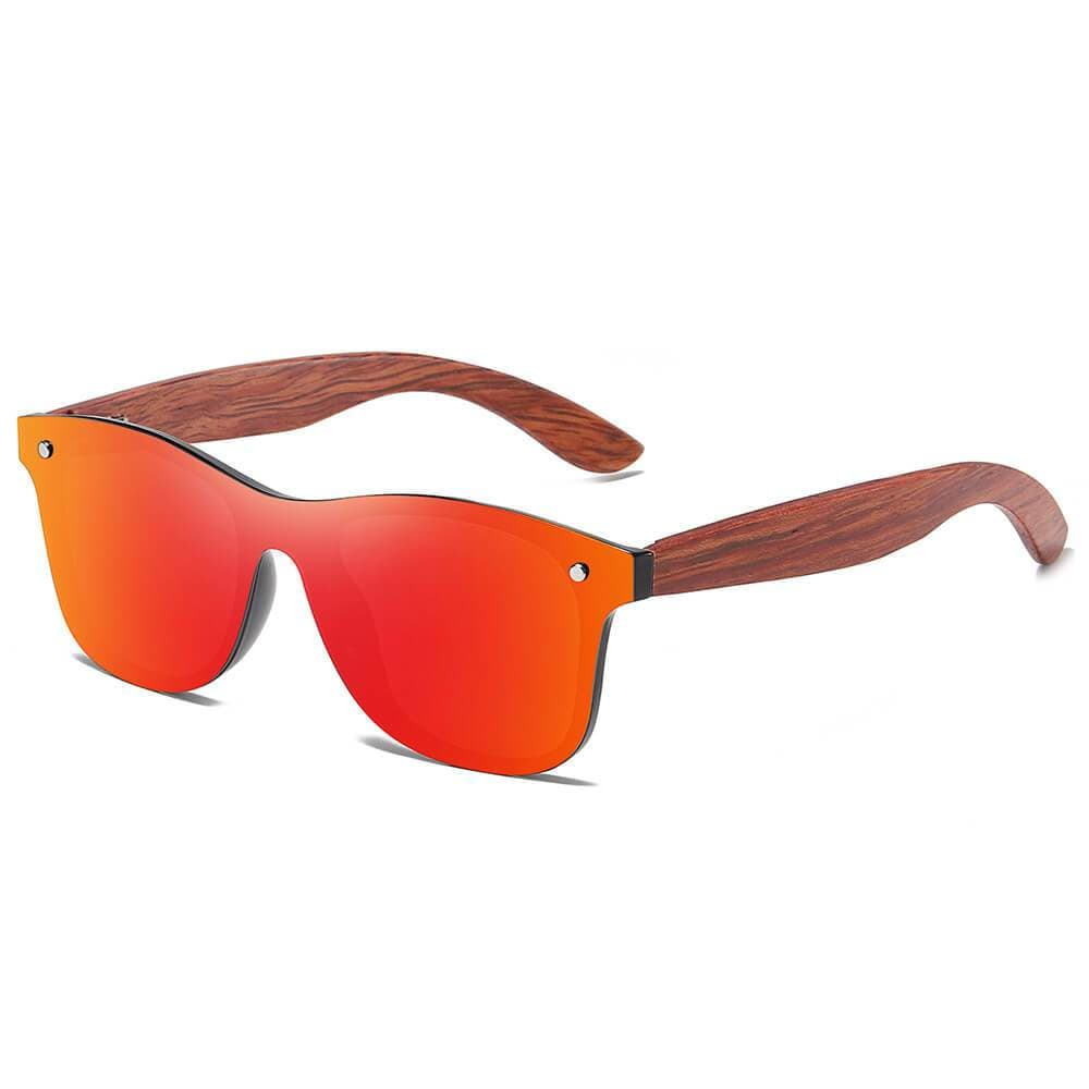 Wooden legs sunglasses Polarized sunglasses  Colorful sunglasses