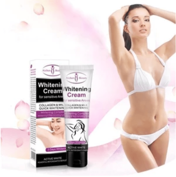 Armpit Whitening Cream - VESSII